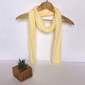 Chalet Scarf in Yellow
